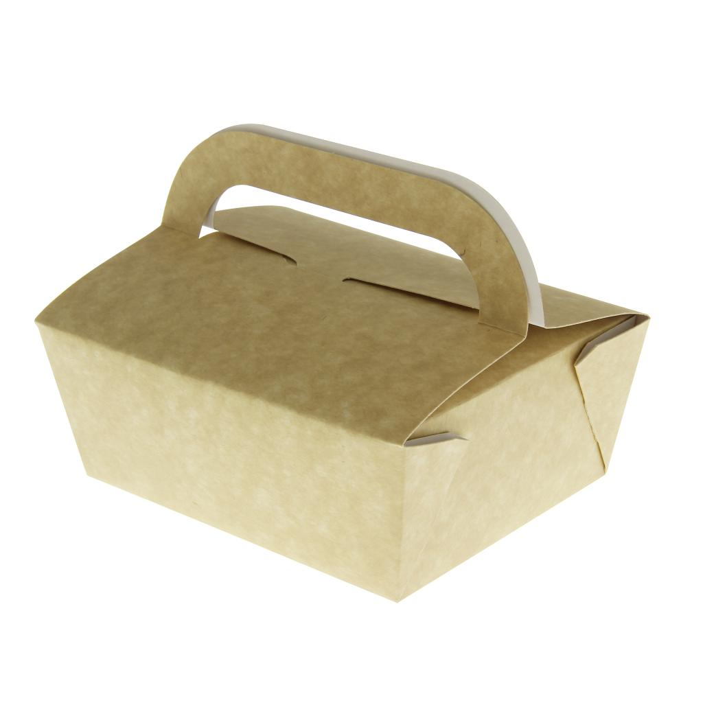 Barquette Carton Doggy Bag