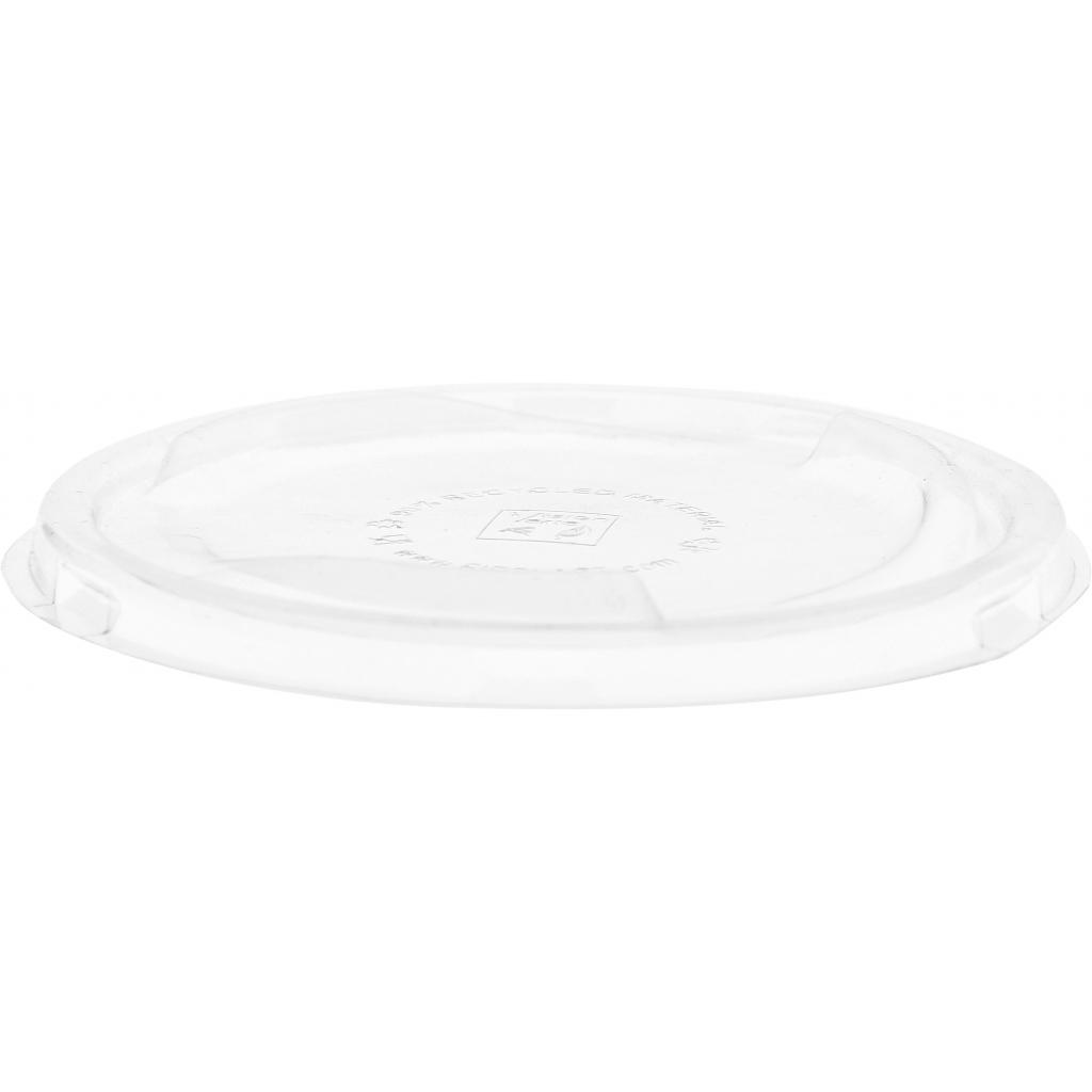 RPET anti-fog lid for salad bowl 750ml & 1000ml