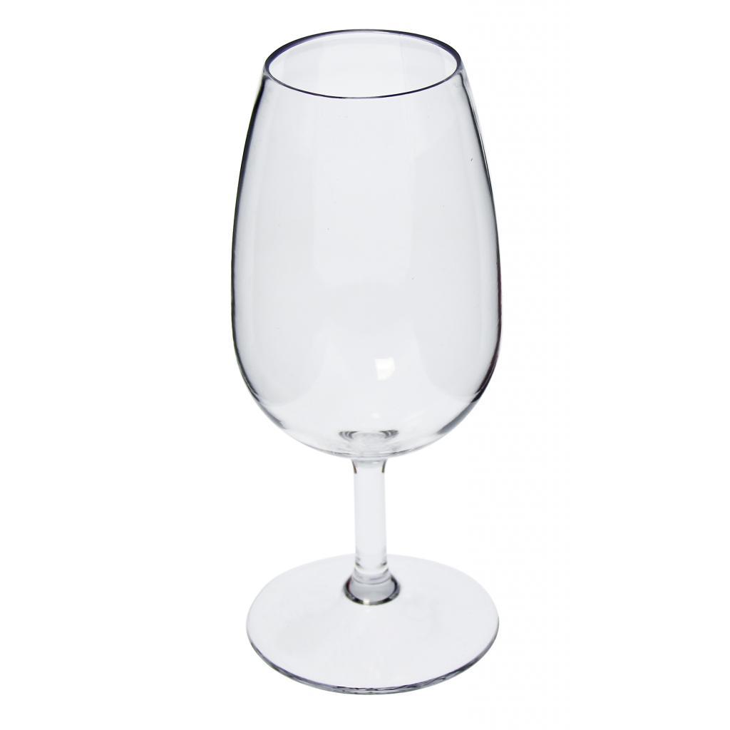 Verre à vin pied TRITAN réutilisable 22cl