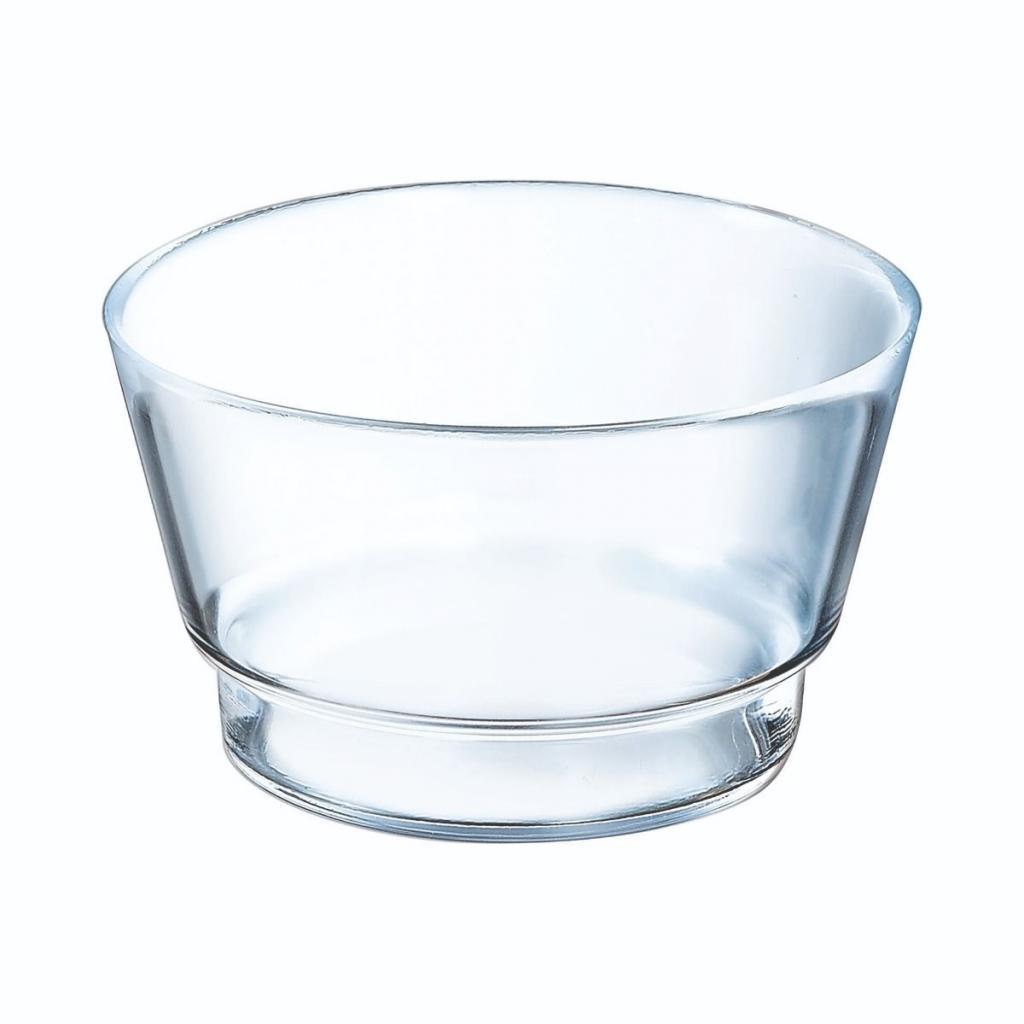 Coupelle Arcoroc en verre trempé - Gamme So Urban - 140X140XX82 80cl (X24) 2