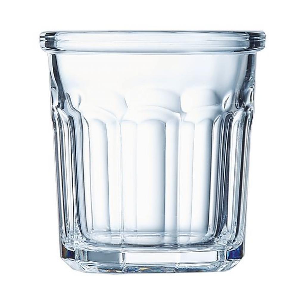 Verrine pot Arcoroc ESKALE en verre trempé - 9cl X24(4X6)