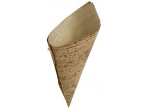 Bamboo Double Cone D. 8X15CM X1000(10X100)
