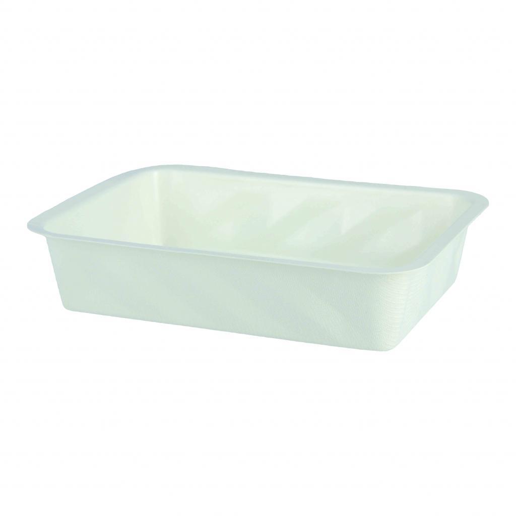 Barquette TMF pulpe blanche 750 ml (x648)