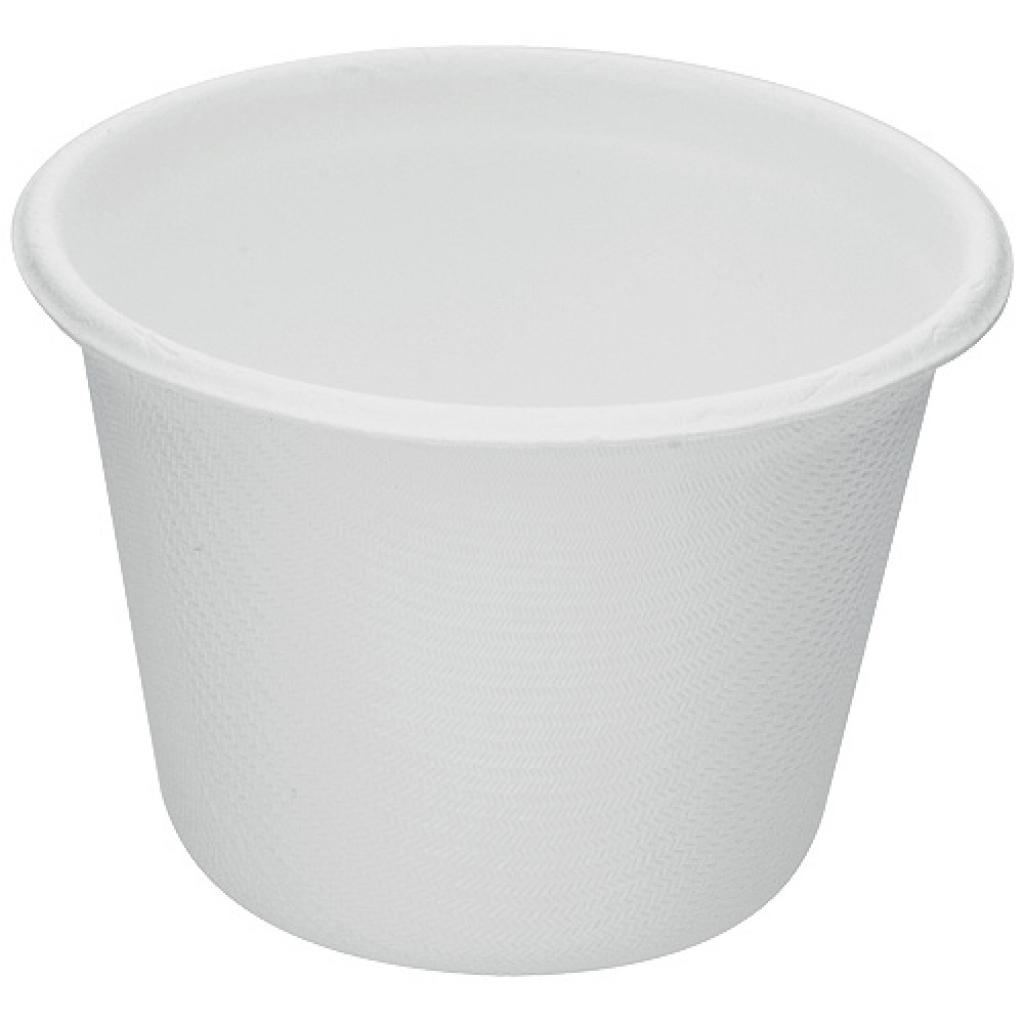 Gobelet en pulpe blanc 14 cl