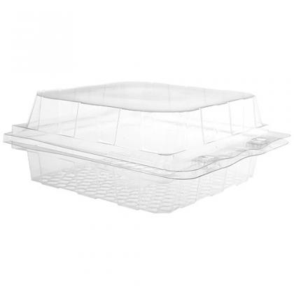 Plastic Patipack pastry box