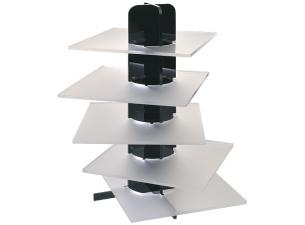 5-tiered display platter for Pisa verrines