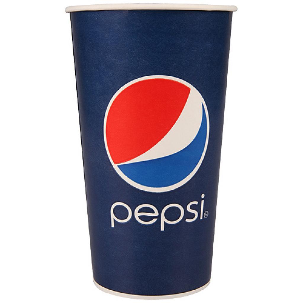 Gobelet carton Pepsi 80cl - 32 oz