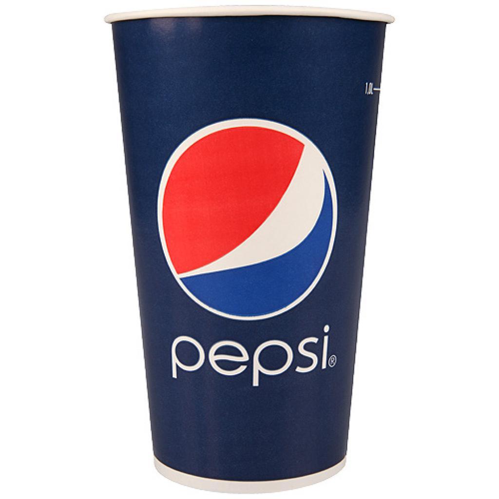 Gobelet carton Pepsi 100cl - 44oz