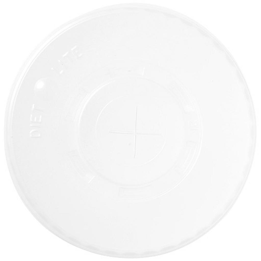White PS lid for 30/35cl cup