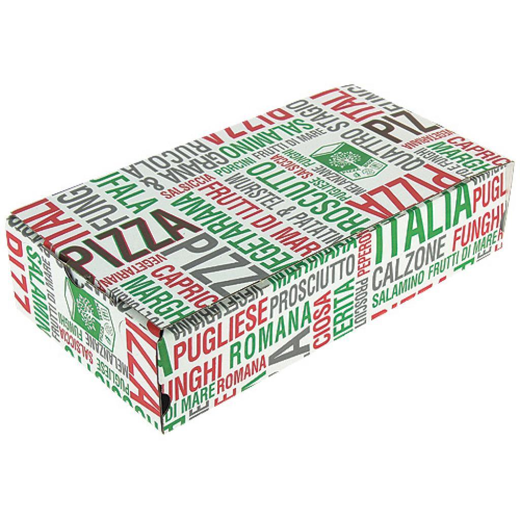 Boite pizza pour calzone 28x17x7 cm