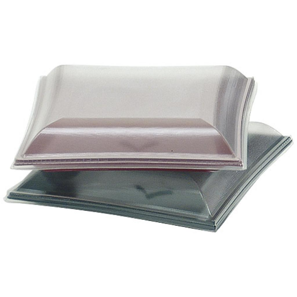 PET lid for Wave plate 21x21 cm
