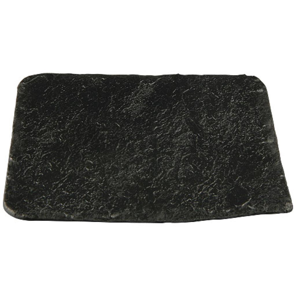 Slate grey cocktail platter 11x11 cm 2