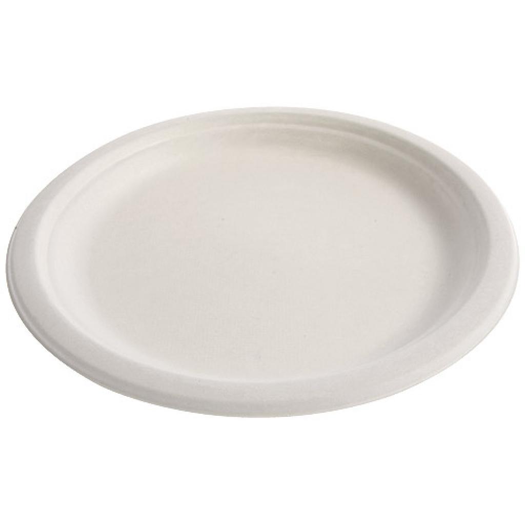 Assiette pulpe blanche Ø 22,86 cm