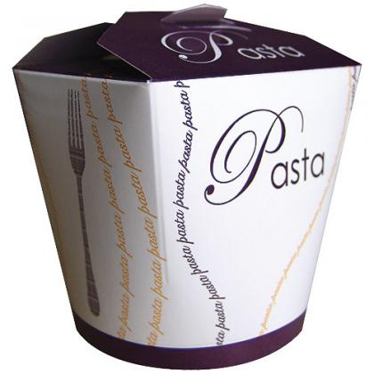 Pot à pâtes en carton PASTA Firsmart 750 ml