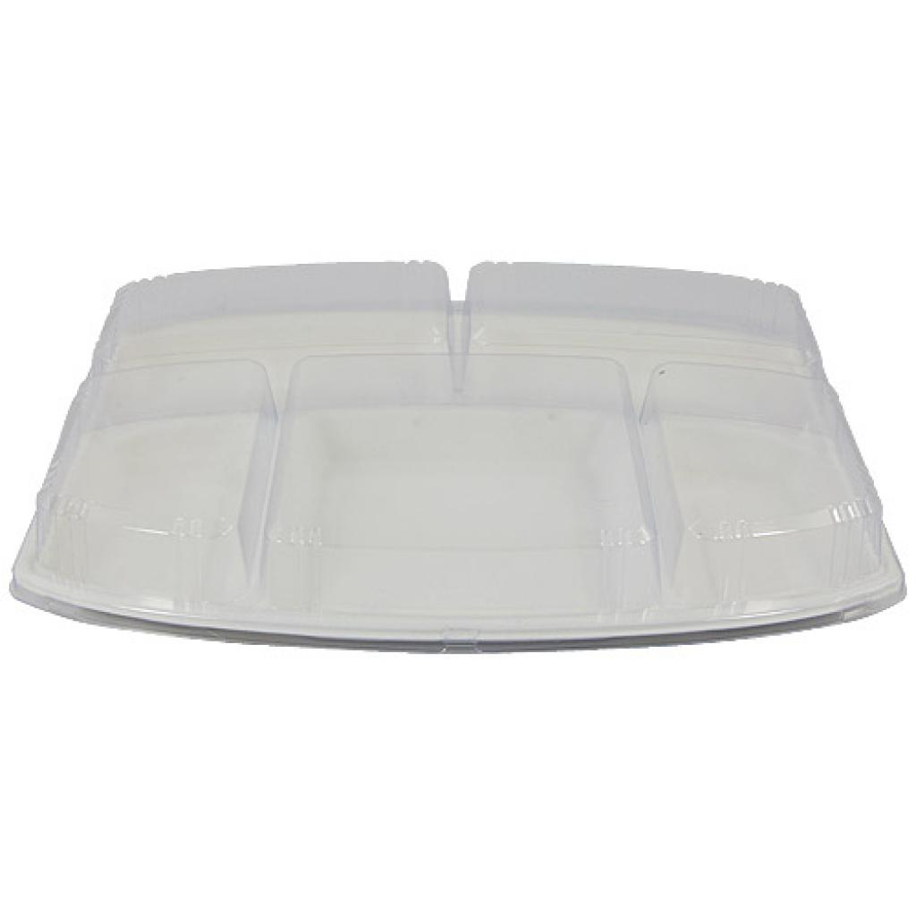 Lid for large tray