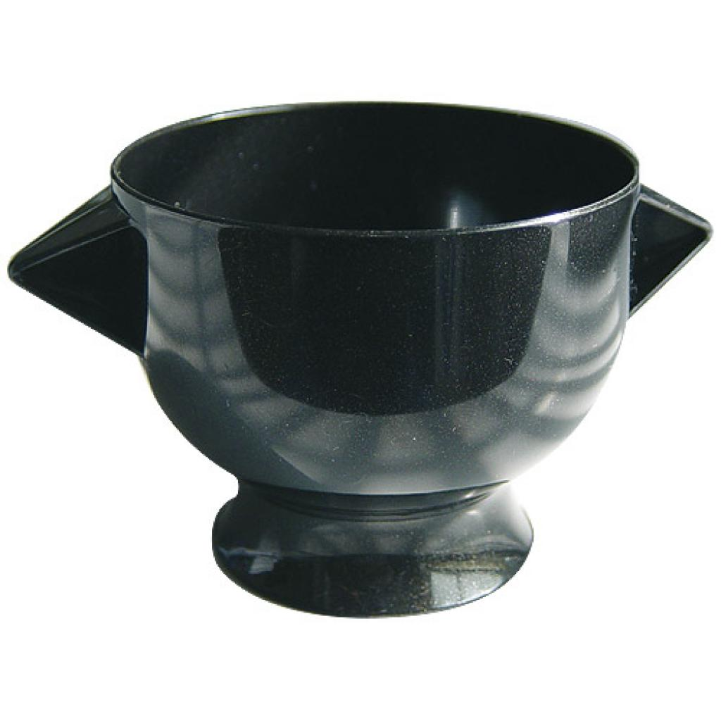 88X63X52mm, black PS plastic tureen-shaped cocktail verrine