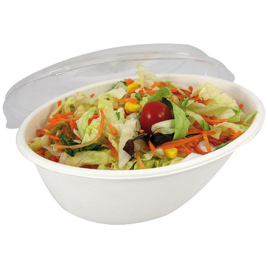 700cc oval pulp salad bowl 4