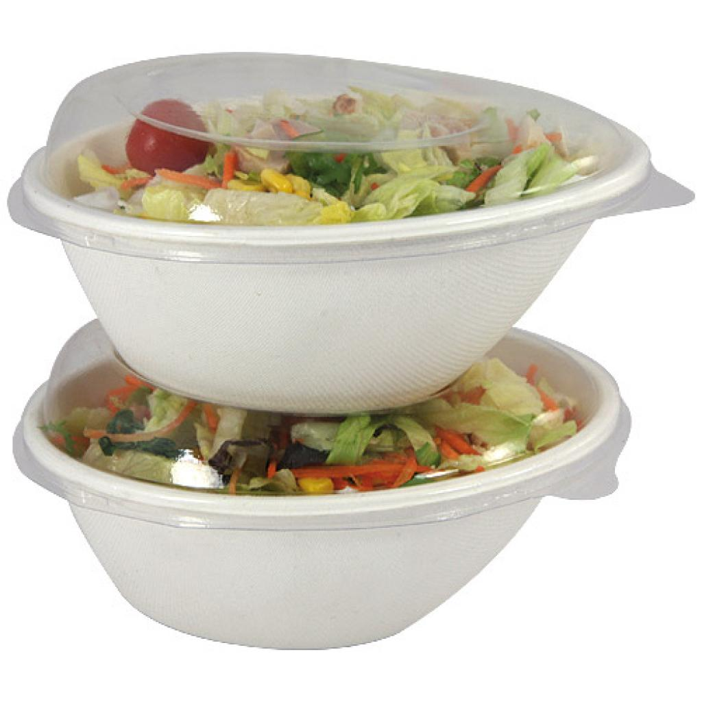 700cc oval pulp salad bowl 2