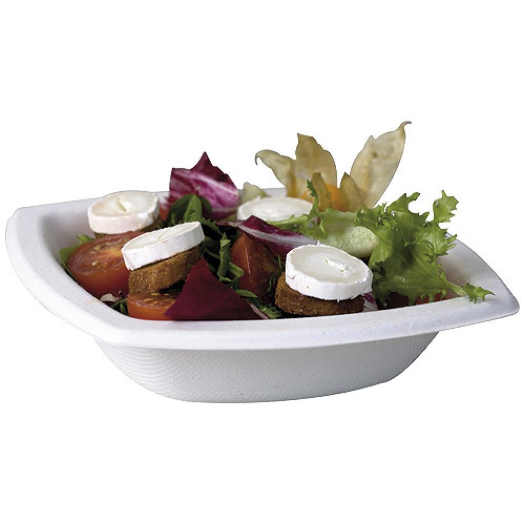 250ml white pulp bowl