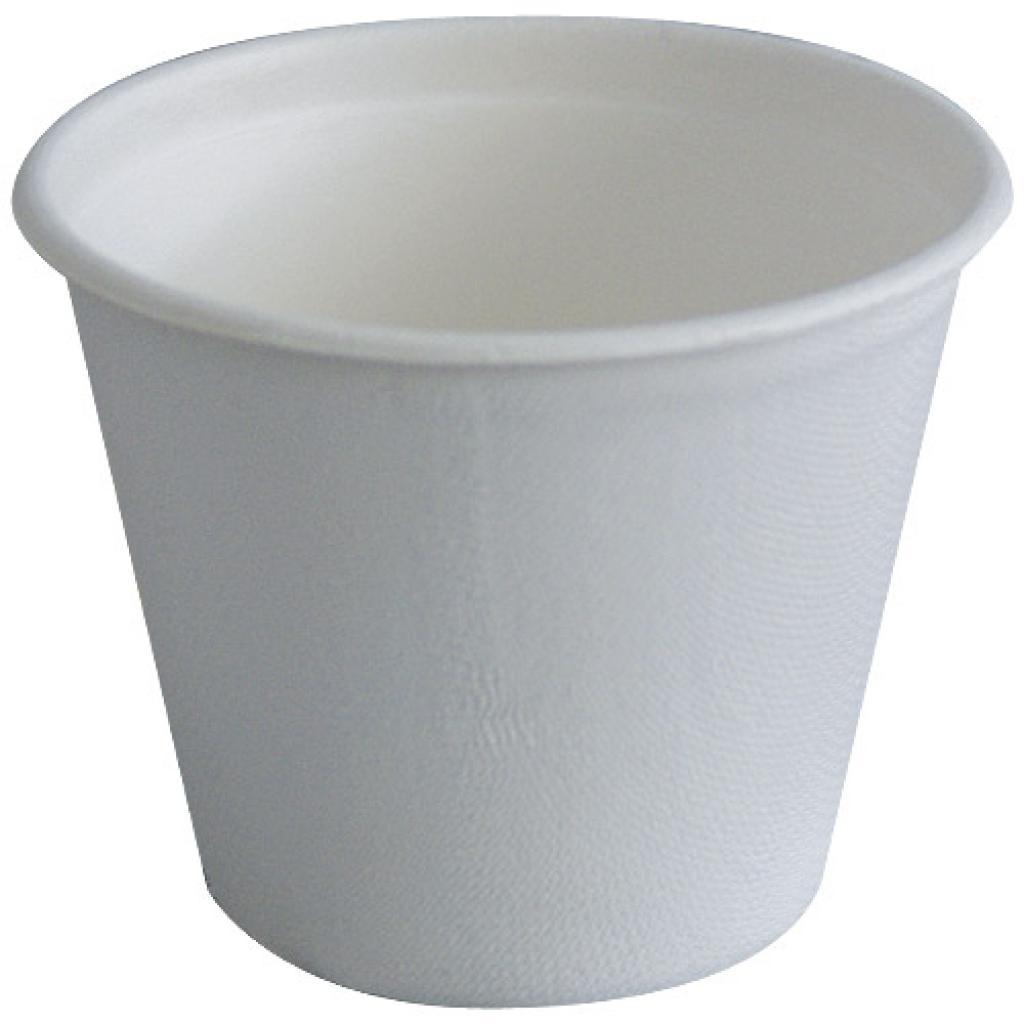 Pot à soupe en pulpe blanc 425 ml