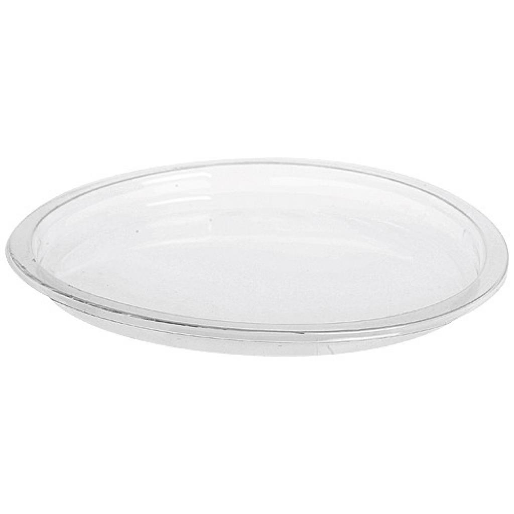 PET lid for PET plastic salad bowl