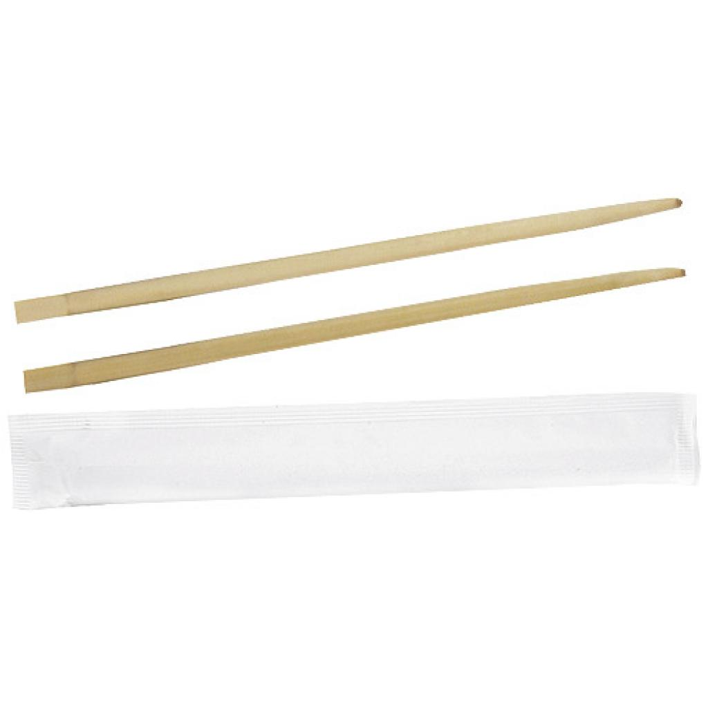 Baguette chinoise en bois 20 cm