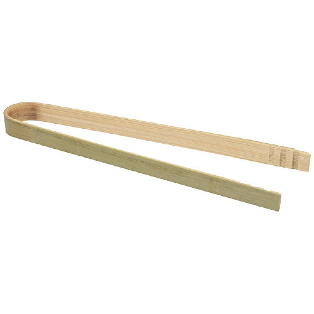 15 cm Bamboo cocktail tongs
