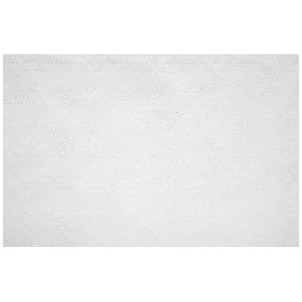 Roll of white paper tablecloth, 1.2 x 10 m