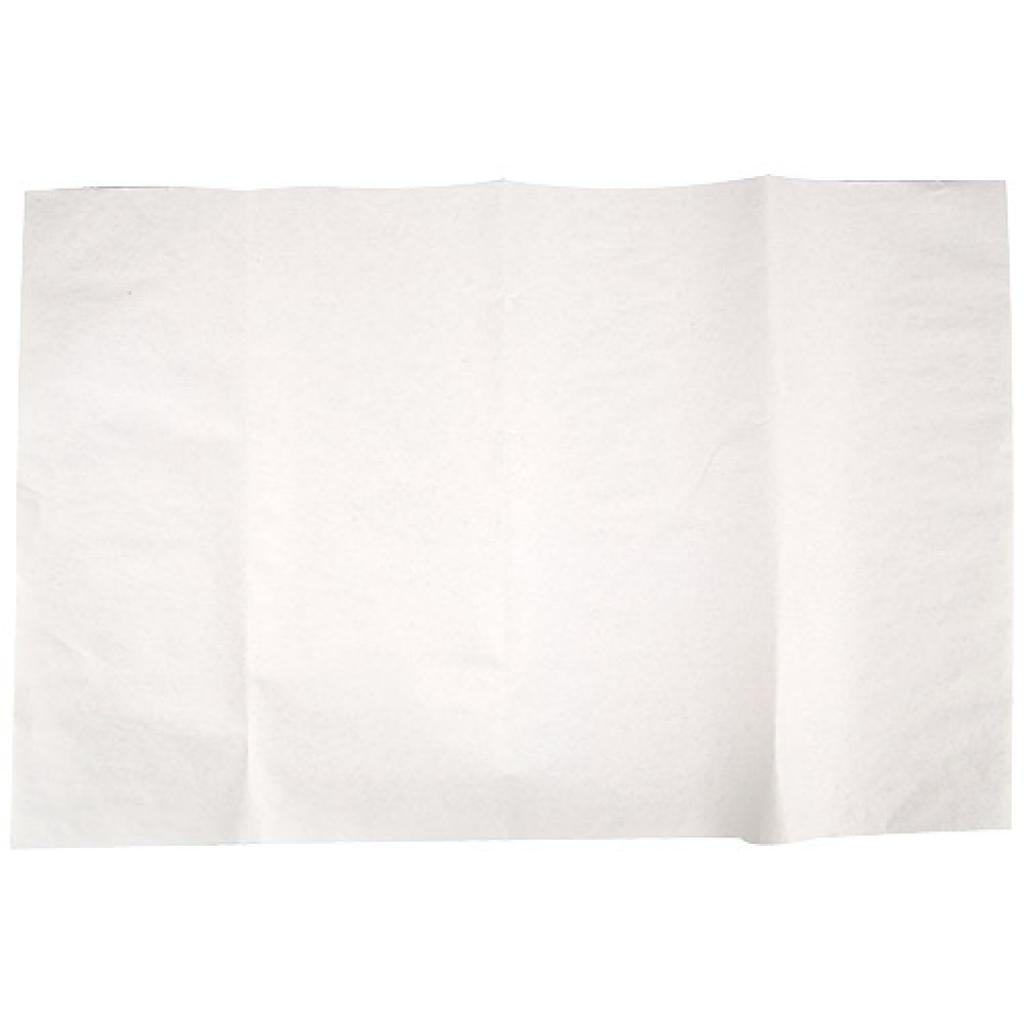 White tissue paper 50x75cm, 200-sheet ream
