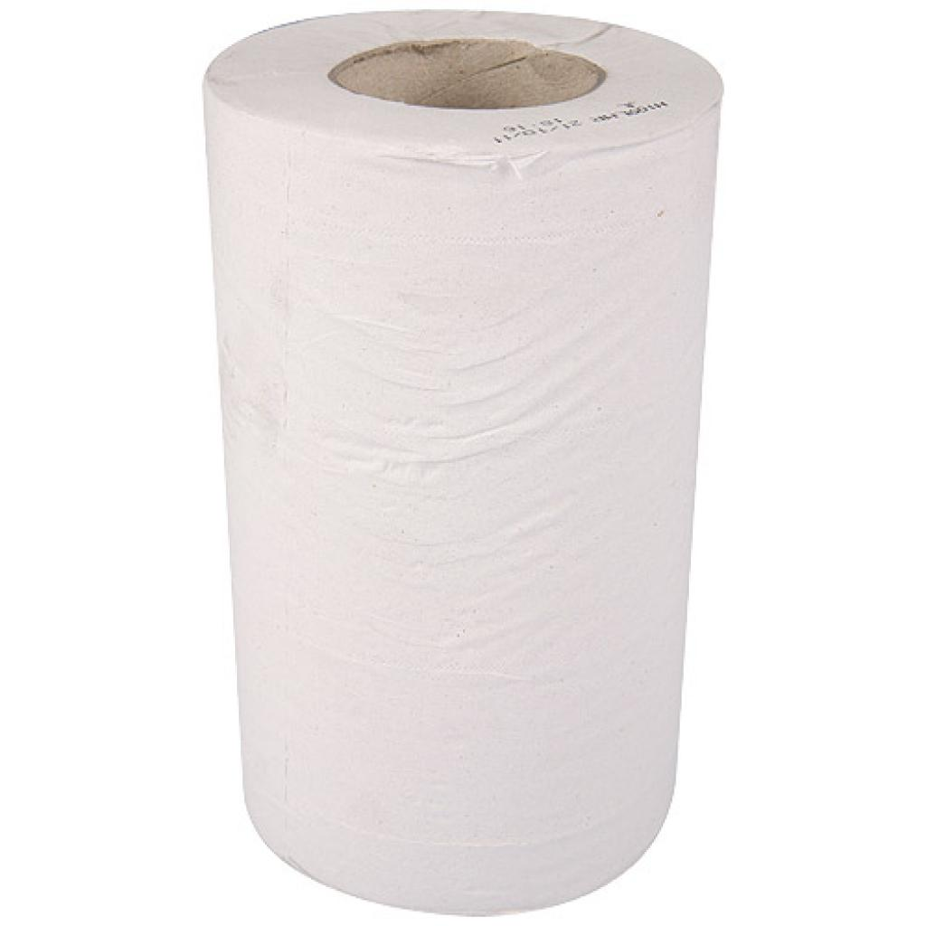 White cellulose roll, 2 folds x 180