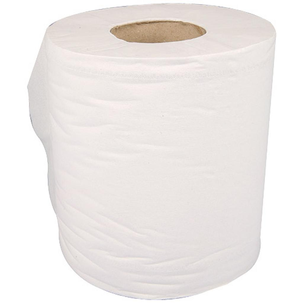 White cellulose roll, 2 folds x 450