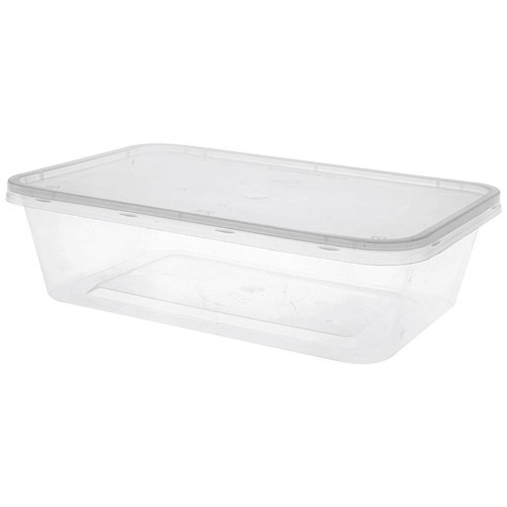 650g container with matching lid