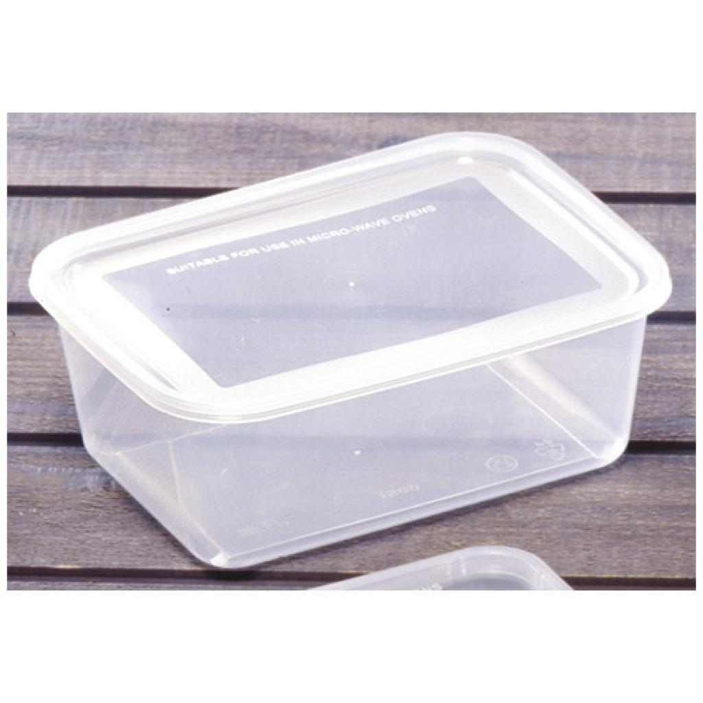 1500g container with matching lid