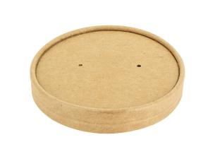 Paperboard lid for 96 cl soup pot