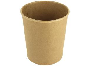 brown paperboard soup cup 960 ml
