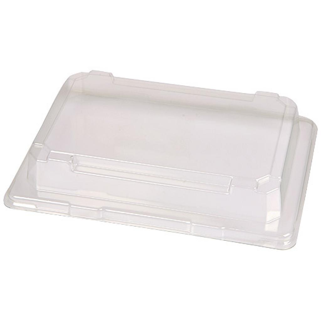 PS lid for sushi dish, 171x120x30