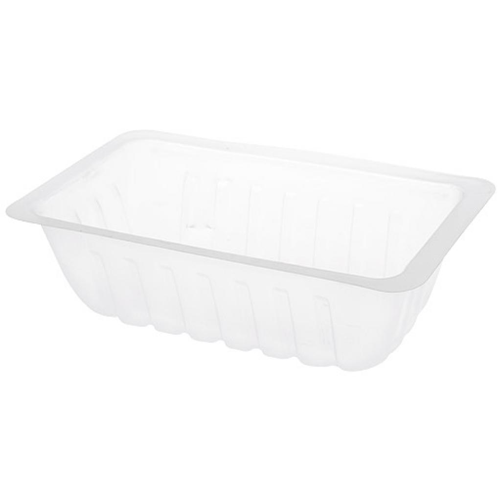 150g transparent PS plastic container