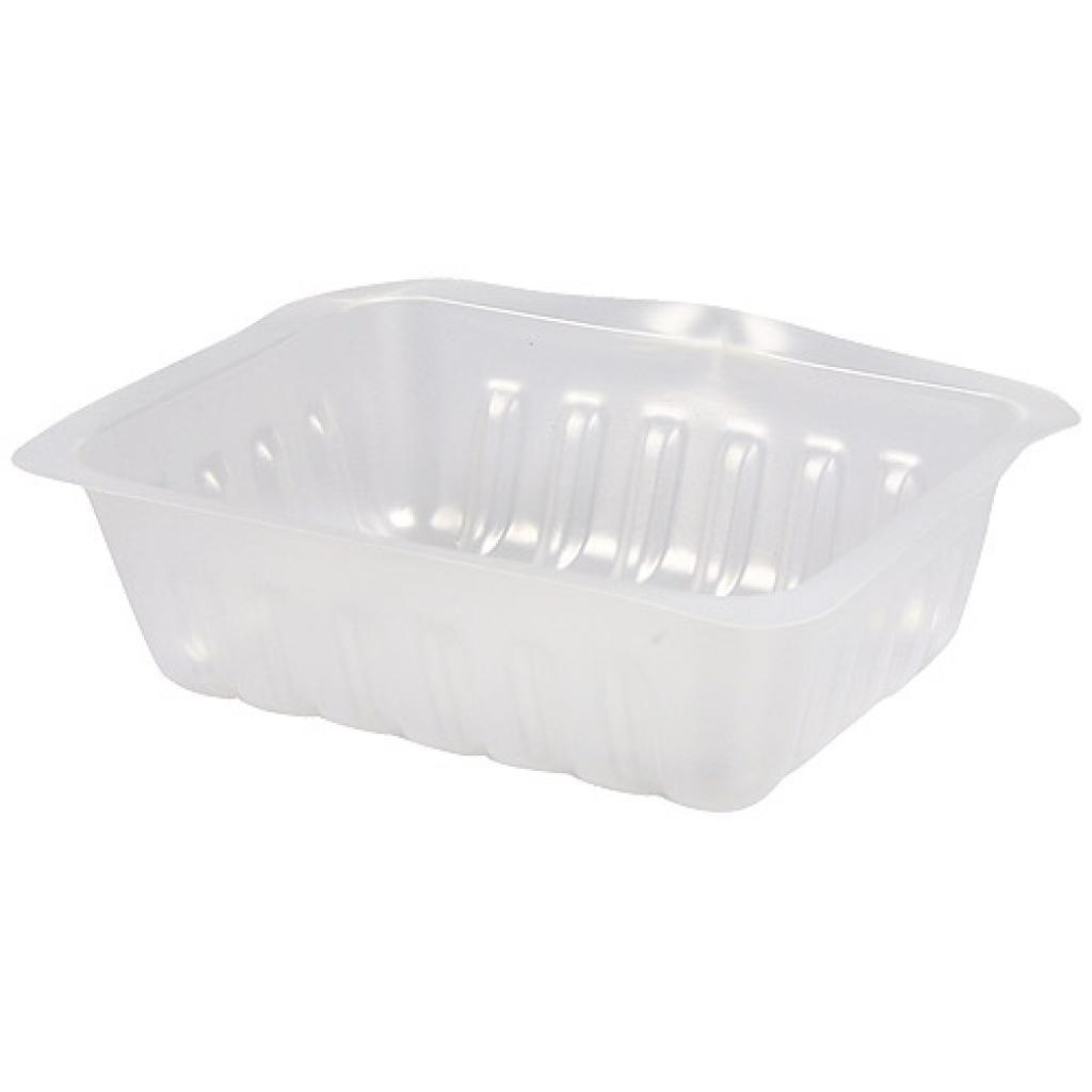 200g transparent PS plastic container