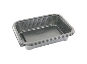 1000cc microwavable plastic container