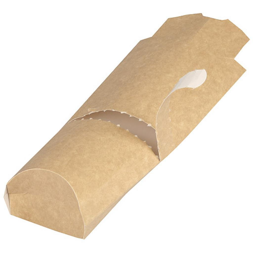 Paperboard wrap sleeve 228x85 mm