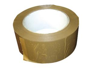 Brown sellotape 50 mm x100 m