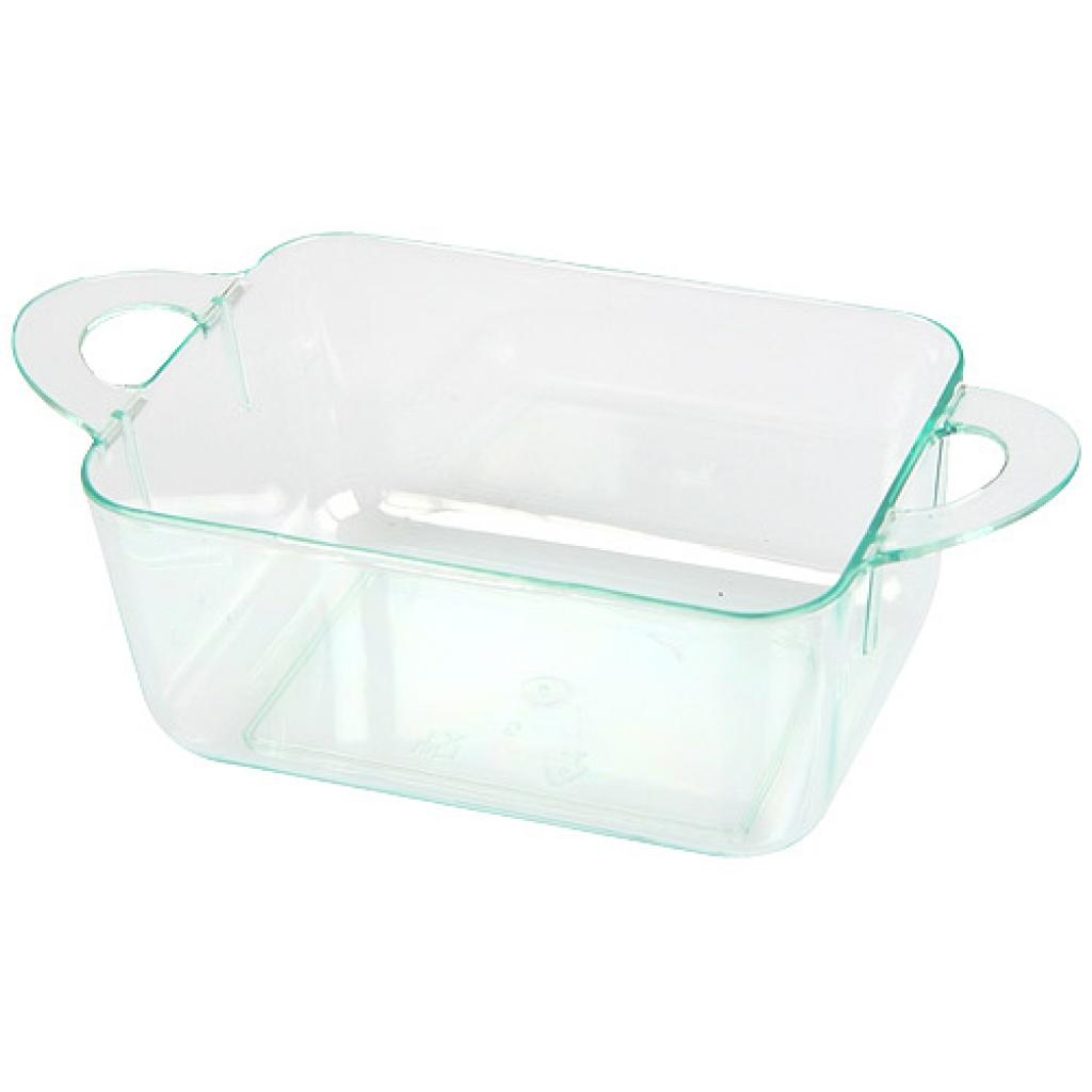 Verrine anses PS transparent 6,7x5x3 cm 2