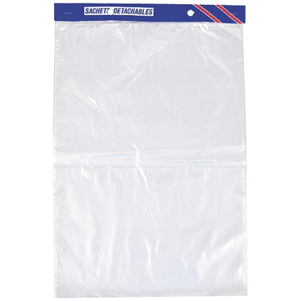 Tear-off HDPE bag 30x35 cm