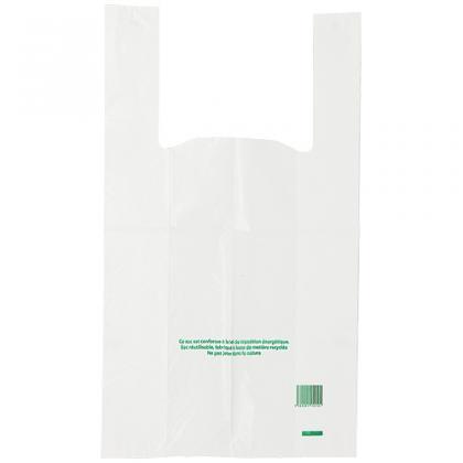 b9ffddbc904b3 Sac bretelles blanc 50µ 30x7x54 cm, Emballages alimentaire   Firplast
