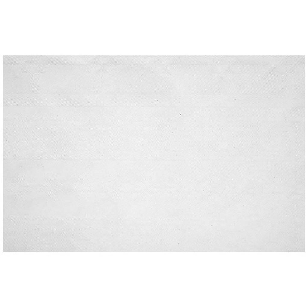 Nappe damassée papier blanche rouleau 1,2x50 m