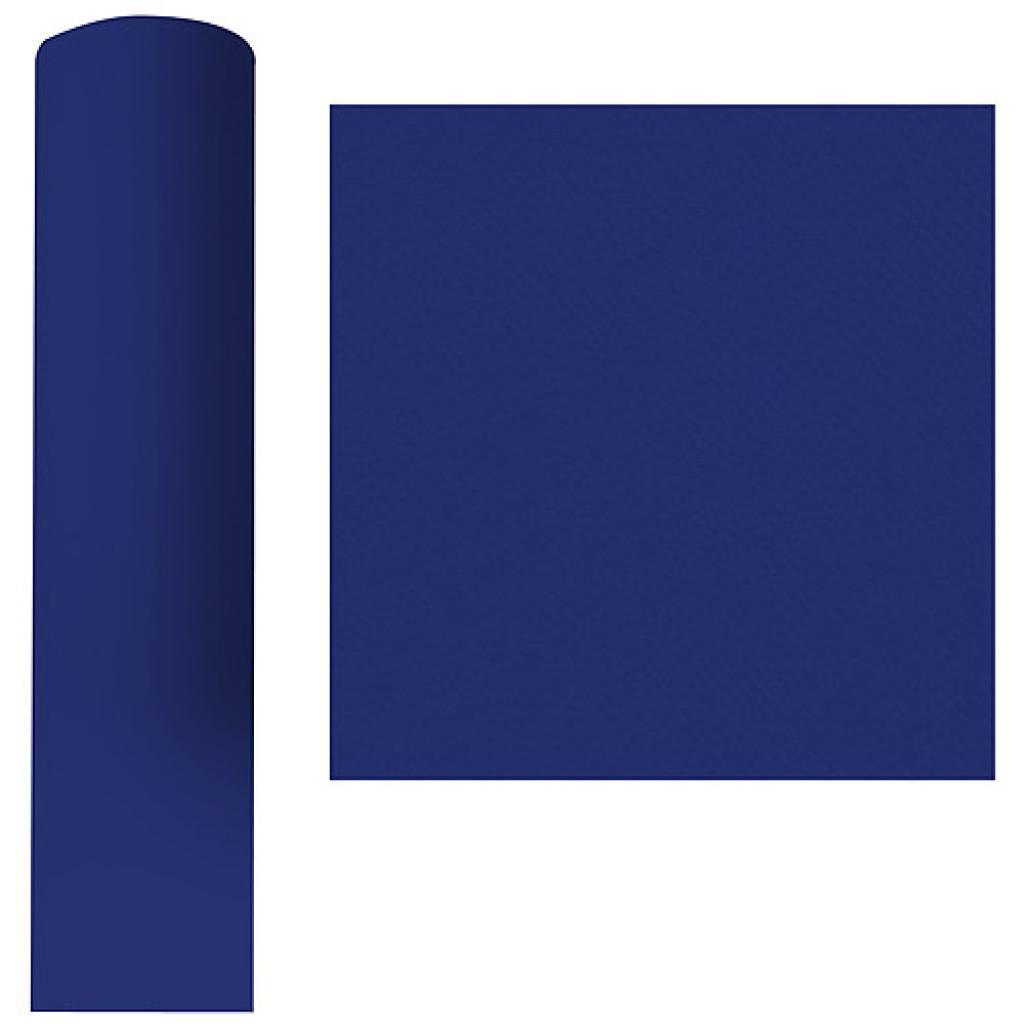 Nappe voie sèche bleu foncé rouleau 1,2x50m