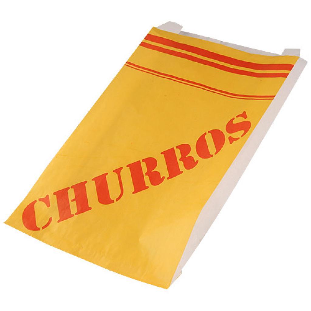40g Churros bag 18x6x31 cm