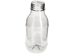 330 ml pet plastic juice bottle