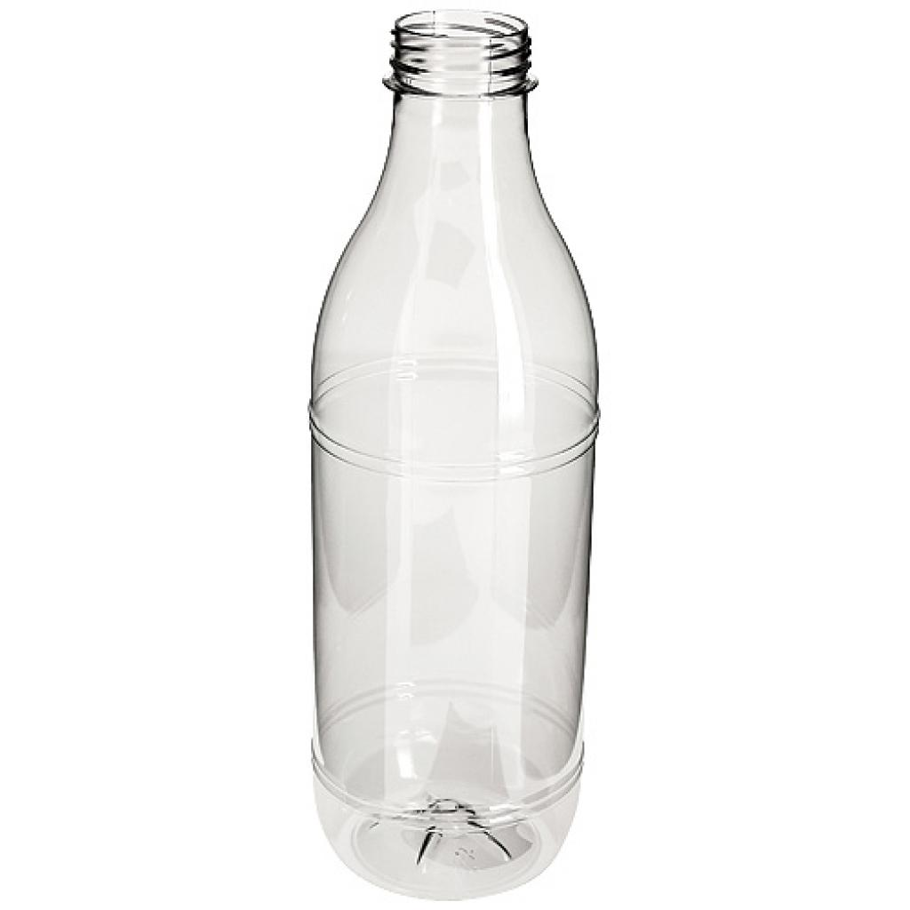 1litre PET plastic juice bottle