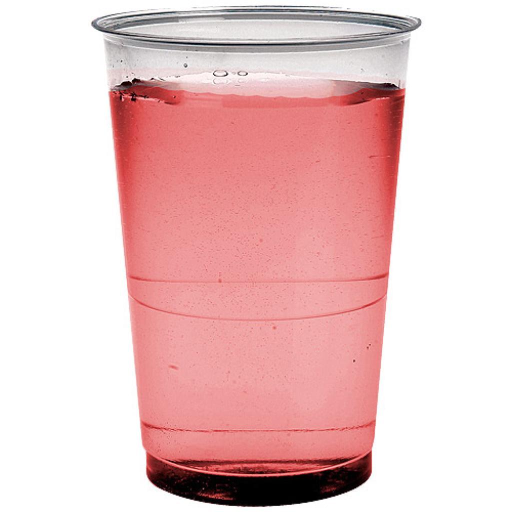 Gobelet PS cristal transparent 20/23 cl